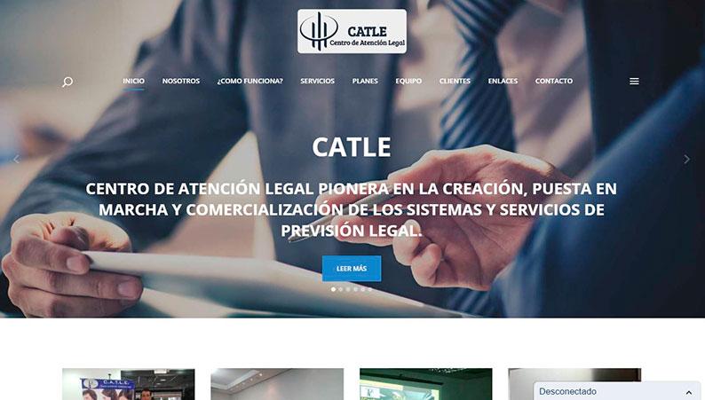 Catle - Centro de Atención Legal